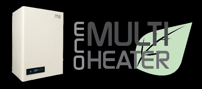 Multiheater Eco on aivan uudenlainen poistoilmalämpöpumppu joka hoitaa ilmanvaihdon, lämmittää käyttöveden ja osallistuu koko talon lämmitykseen