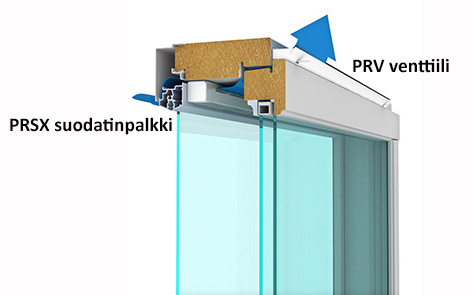 Air-Termico-tuloilmaikkunan-rakenne multiheater